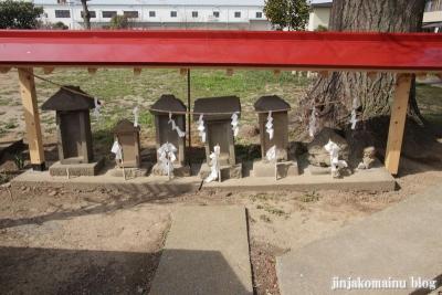 香取神社(春日部市新川)9