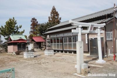 下谷神社(春日部市不動院野)1