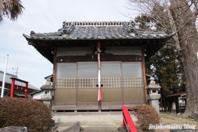 天神神社(春日部市樋籠)3