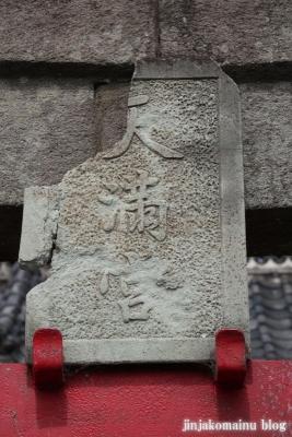 天神神社(春日部市樋籠)2
