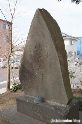 女体神社(春日部市牛島)18