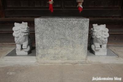 女体神社(春日部市牛島)9