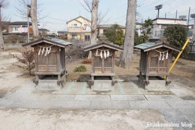 女体神社(春日部市牛島)14