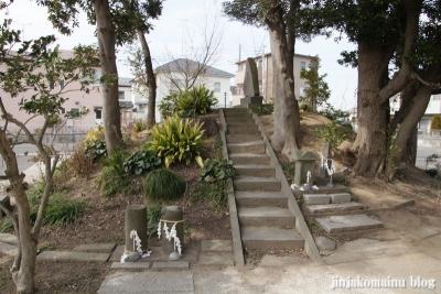 女体神社(春日部市牛島)17