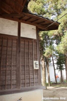 白山神社(春日部市樋堀)9