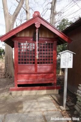 東八幡神社(春日部市粕壁東)25