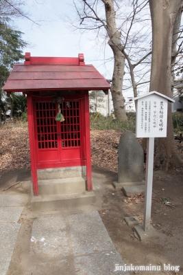 東八幡神社(春日部市粕壁東)26