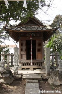 東八幡神社(春日部市粕壁東)35
