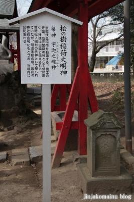 東八幡神社(春日部市粕壁東)37