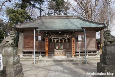 東八幡神社(春日部市粕壁東)19