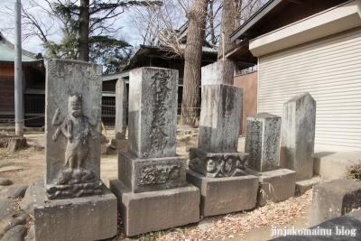東八幡神社(春日部市粕壁東)23
