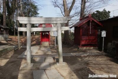 東八幡神社(春日部市粕壁東)24