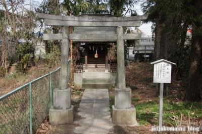 東八幡神社(春日部市粕壁東)30