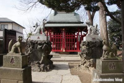東八幡神社(春日部市粕壁東)38