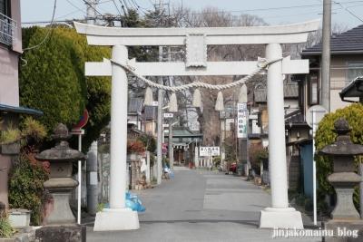 東八幡神社(春日部市粕壁東)44