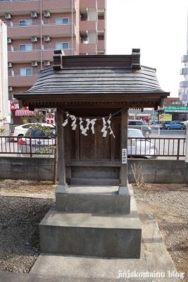 粕壁神明社(春日部市)4