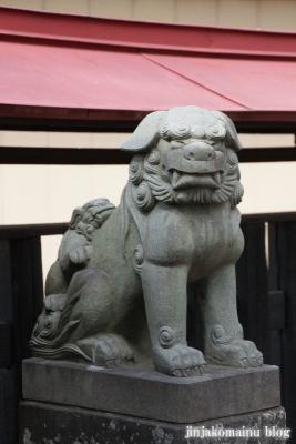 粕壁神明社(春日部市)7