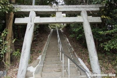 板蓋神社(高市郡明日香村川原931)3