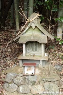 板蓋神社(高市郡明日香村川原931)15