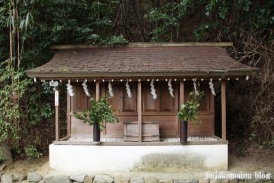 飛鳥座神社(高市郡明日香村飛鳥707番地14)
