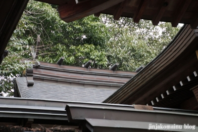 飛鳥座神社(高市郡明日香村飛鳥707番地18)