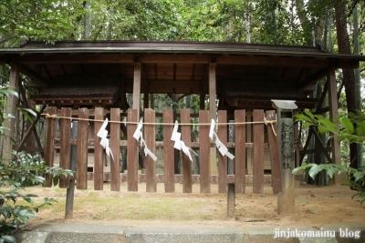 飛鳥座神社(高市郡明日香村飛鳥707番地32)