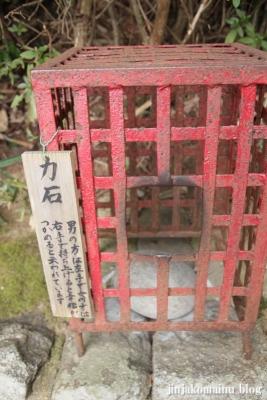 飛鳥座神社(高市郡明日香村飛鳥707番地13)