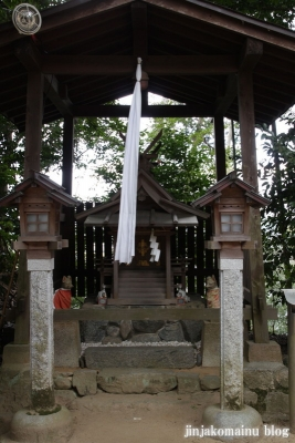 飛鳥座神社(高市郡明日香村飛鳥707番地25)