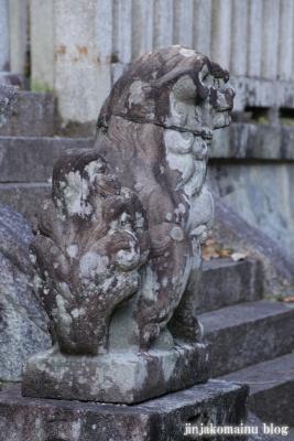 甘樫坐神社(高市郡明日香村大字豊浦字寺内634)