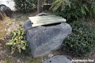 甘樫坐神社(高市郡明日香村大字豊浦字寺内627)