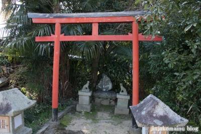 杵築神社(高市郡明日香村小山346)1