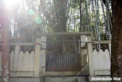 杵築神社(高市郡明日香村小山346)5