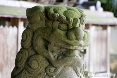 杵築神社(高市郡明日香村小山346)14