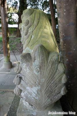 杵築神社(高市郡明日香村小山346)9