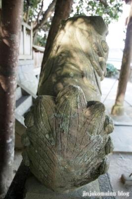 杵築神社(高市郡明日香村小山346)13