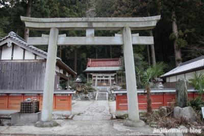 高天彦神社(御所市北窪)5