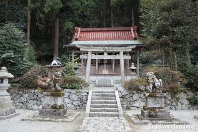 高天彦神社(御所市北窪)7