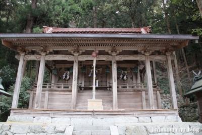 高天彦神社(御所市北窪)9