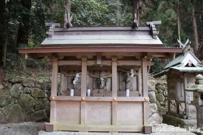 高天彦神社(御所市北窪)19