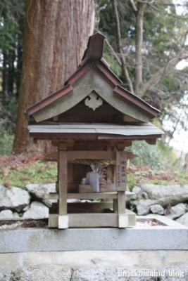 高天彦神社(御所市北窪)12