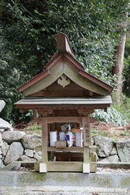 高天彦神社(御所市北窪)14