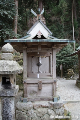 高天彦神社(御所市北窪)18