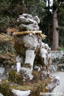 高天彦神社(御所市北窪)23
