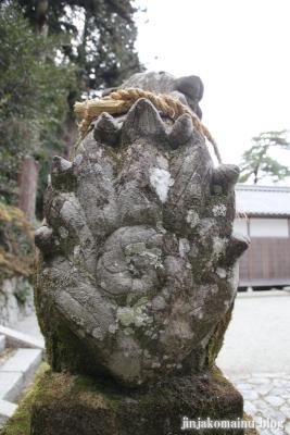 高天彦神社(御所市北窪)29