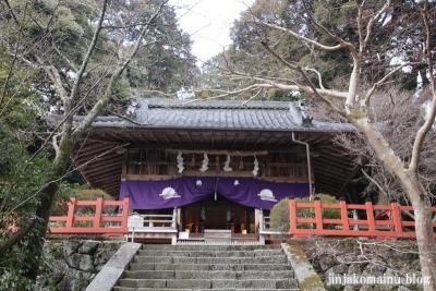 高鴨神社(御所市鴨神)19