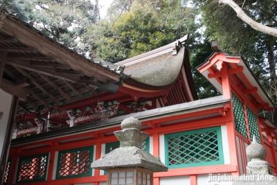 高鴨神社(御所市鴨神)20