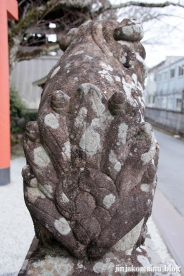 高鴨神社(御所市鴨神)11