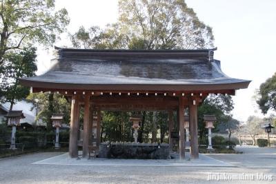 樫原神宮(橿原市久米町)8