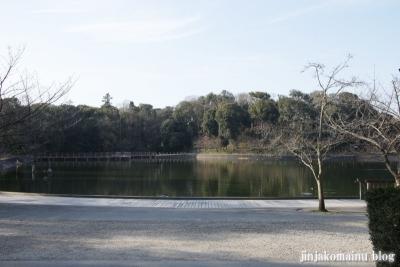 樫原神宮(橿原市久米町)9