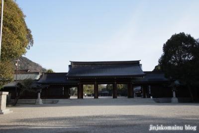 樫原神宮(橿原市久米町)10